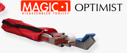 PRACTIC MAGIC TROLLEY FOR OPTIMIST
