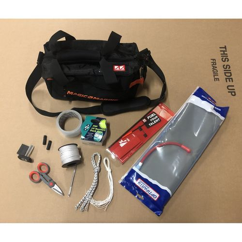 GEAR BAG 15L + SPARE PARTS OPTIMIST
